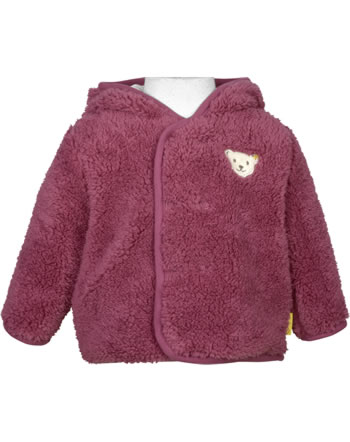 Steiff Plush Jacket with hood FAIRYTALE Baby Girls malaga 2023410-7045