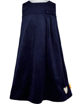Steiff Träger-Kleid Samt SPECIAL DAY Mini Girls steiff navy 2124213-3032