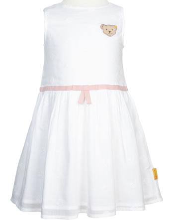 Steiff Träger-Kleid SPECIAL DAY bright white 2014405-1000