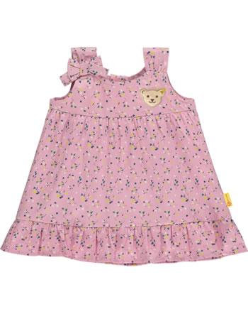 Steiff Träger-Kleid SWEET HEART Baby Girls pink nectar 2121412-3035