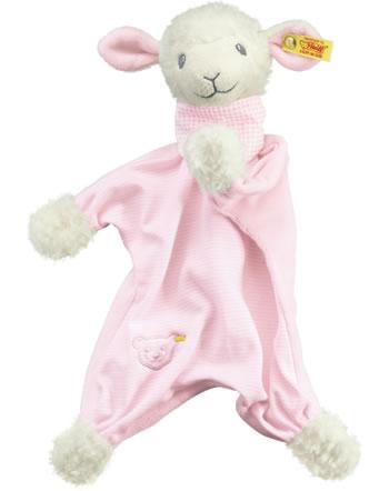 Steiff Doudou Doux rêves agneau rose 239632