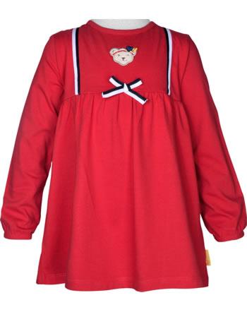 Steiff Tunika Langarm MARINE AIR Mini Girls true red 2112223-4015