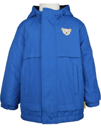 Steiff Jacket with hood GO BEAR GO skydiver 2011407-6040