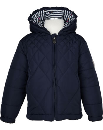 Steiff Jacket with hood PONYFUL Mini Girls steiff navy 2022201-3032