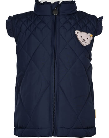 Steiff Reversible Vest PONYFUL Mini Girls steiff navy 2022202-3032