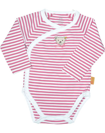 Steiff Bodysuit long sleeve BUGS LIFE Baby Girls rapture rose 2111435-3028