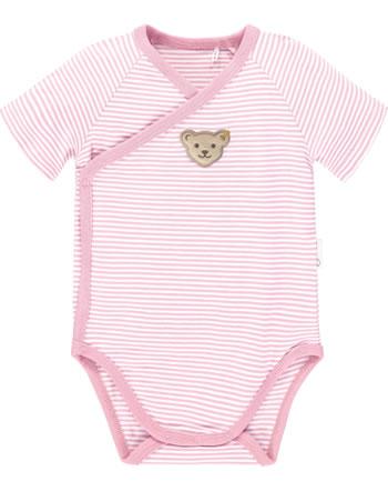 Steiff bodysuit BABY UNISEX ORGANIC barely pink 2012303-2560