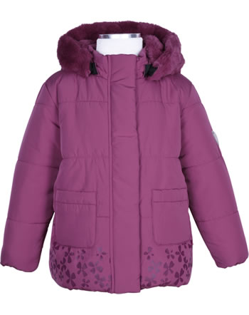 Steiff Winter-Jacket with hood FAIRYTALE Mini Girls malaga 2023201-7045
