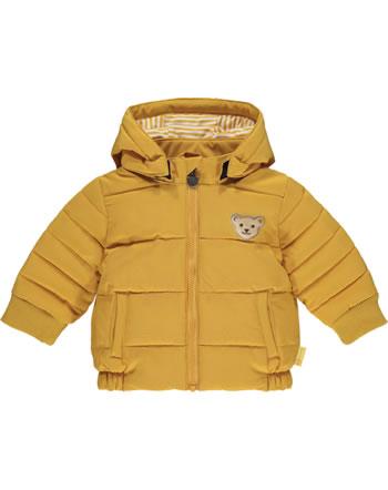 Steiff Winter-Jacke mit Kapuze LETS PLAY Baby Boys autumn blaze 2121338-2006