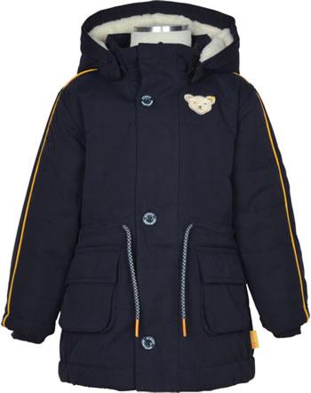 Steiff Winter-Jacke mit Kapuze LETS PLAY Mini Boys steiff navy 2121125-3032