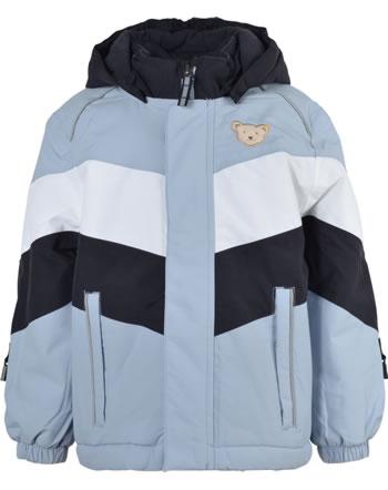 Steiff Winter-Jacke mit Kapuze STEIFF TEC OUTERWEAR kentucky blue 2123702-6020
