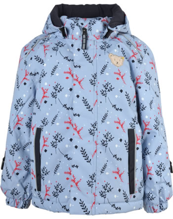 Steiff Winter-Jacke mit Kapuze STEIFF TEC OUTERWEAR kentucky blue 2123711-6020