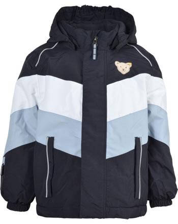 Steiff Winter-Jacke mit Kapuze STEIFF TEC OUTERWEAR steiff navy 2123702-3032