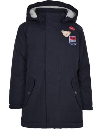 Steiff Winter-Jacke Parka AIRPLANE Mini Boys steiff navy 2122101-3032