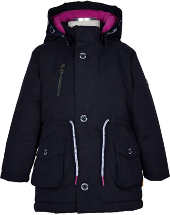 Steiff Winter-Jacket with hood PONYFUL Mini Girls steiff navy 2022233-3032