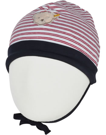 Steiff hat BEAR BLUES stripes steiff navy 2012221-3032