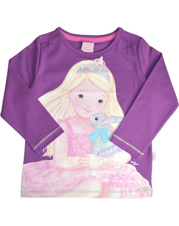 my Style Princess T-Shirt Long Sleeve Princess Mimi with rabbit purple 81848-837