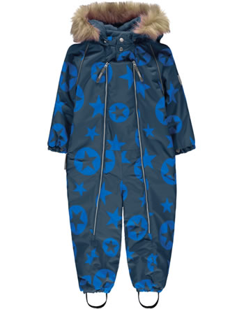 Ticket to heaven Snowsuit JULES ALLOVER snorkel blue 6946088-3014