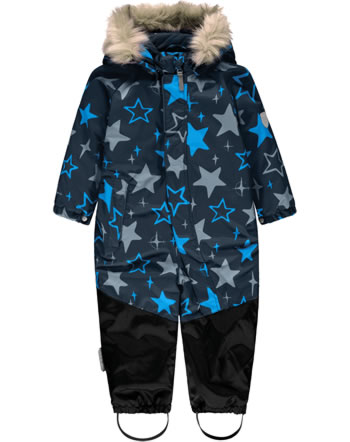 Ticket to heaven Snowsuit LUCA  ALLOVER swedish blue 6946208-3076