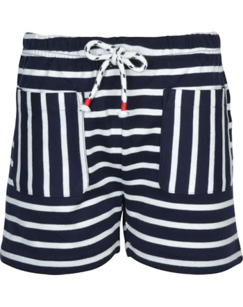 Tom Joule Jersey Shorts LOCKPORT navy white stripe 206767