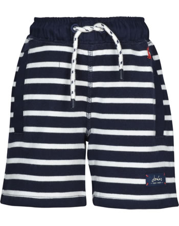 Tom Joule Jersey Shorts LOCKPORT navy white stripe 207012