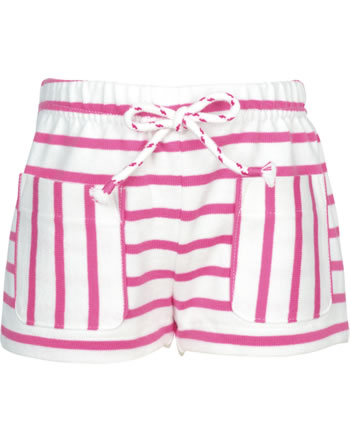 Tom Joule Jersey Shorts LOCKPORT white pink stripe 206767