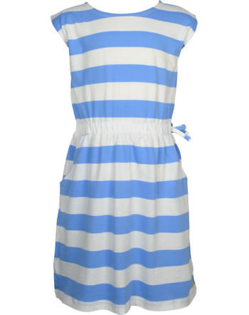 Tom Joule Robe sans manches JUDE blue white striped 209927
