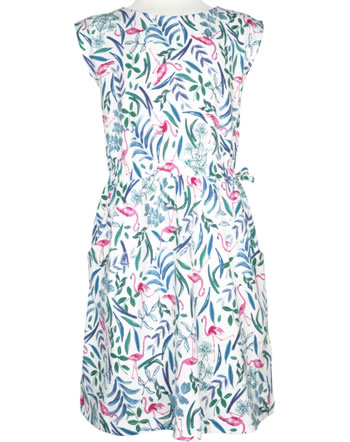 Tom Joule Robe sans manches JUDE white flamingo 209927