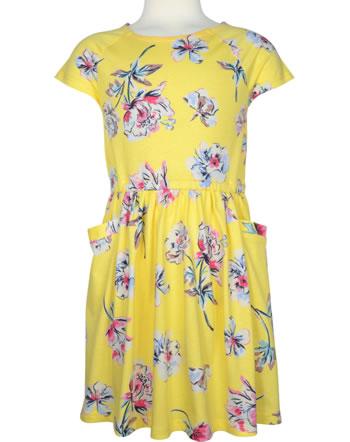 Tom Joule Kleid ärmellos JUDE yellow floral 213613