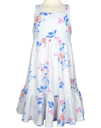 Tom Joule Kleid ärmellos JUNO white floral stripe 213615