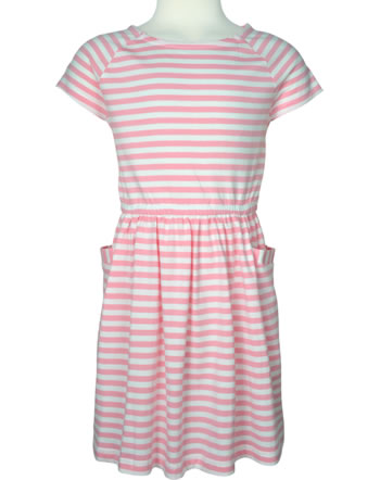 Tom Joule Robe manches courtes JUDE white pink stripe 213613