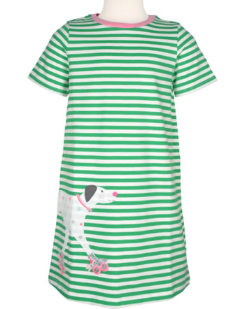 Tom Joule Robe manches courtes ROSALEE dalmatiner green stripe 211787