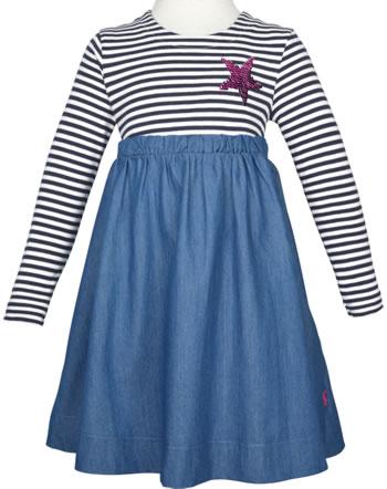 Tom Joule Robe manches longues HAMPTON blue stripe star 209777-BLUST