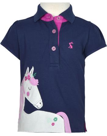 Tom Joule Applique Polo Shirt MOXIE flower horse 215390