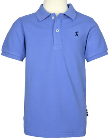 Tom Joule Applique Polo Shirt manches courtes WOODY blue 213400