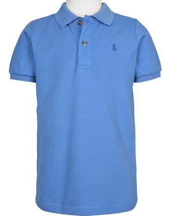 Tom Joule Applique Polo Shirt WOODY blue 207920