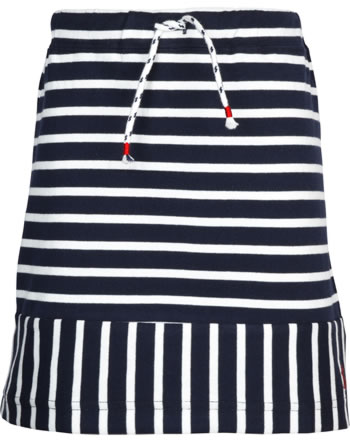 Tom Joule Jupe HARBOUR white navy stripe 206791