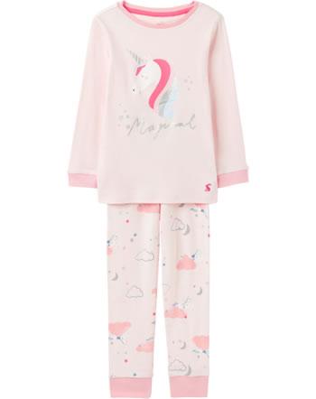 Tom Joule Pyjama longue SLEEPWELL pink star unicorn 212019