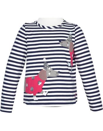 Tom Joule Shirt Langarm AVA navy-stripe 208379