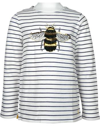 Tom Joule Jersey Applique T-Shirt long sleeve HARBOR LUXE bee embellishment 215597