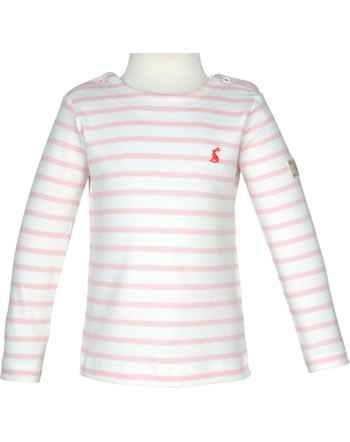 Tom Joule Shirt manches longues HARBOR STRIPE rosa 210679-WHTPNKSTRP