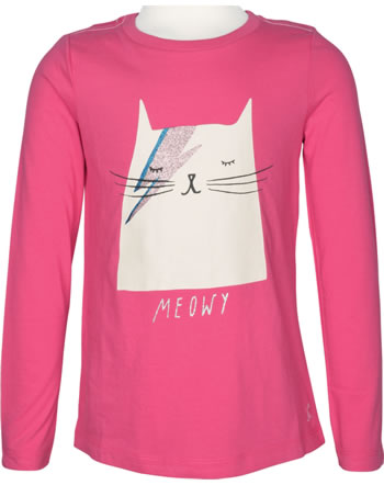 Tom Joule chemise manches longues CHAT dark pink Z_ODRBESSIE-DPNKCAT
