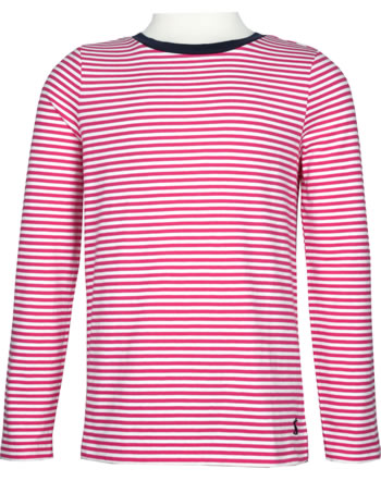 Tom Joule Shirt manches longues PASCAL pink white stripe 209776-PNKWH