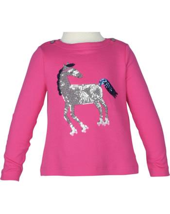 Tom Joule Shirt Langarm PFERD deep pink Z_YNGESME-DPKHRSE