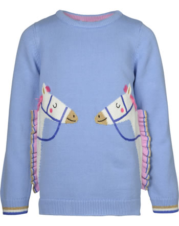 Tom Joule Knit sweater GEEGEE blue horse 215362-bluehorse