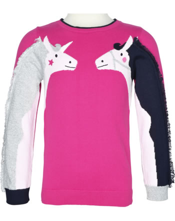 Tom Joule Knit sweater GEEGEE pink double horse 207845-PNKDB