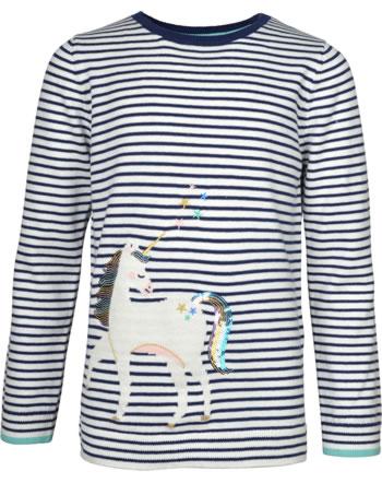Tom Joule Knit sweater MIRANDA stripe unicorn 215379-stpunicrn