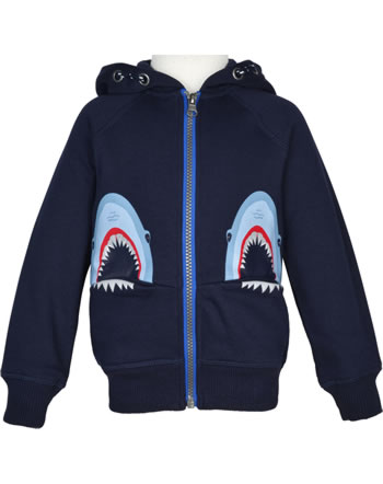 Tom Joule Hooded Sweatjacket SETH POCKET navy Shark 207411