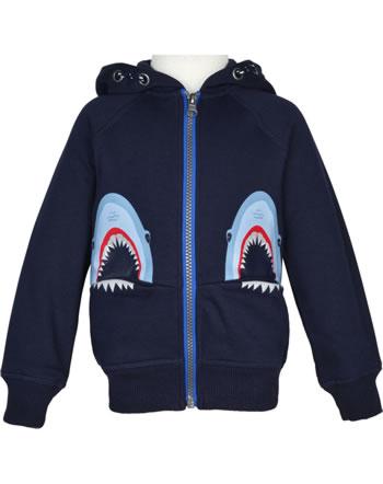 Tom Joule Hooded Sweatjacket SETH POCKET navy Shark 207411