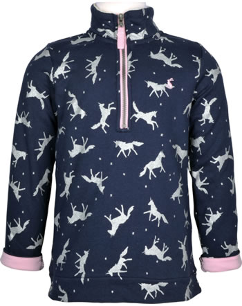 Tom Joule Sweatshirt Fleece lined blue/pink Z_ODRFAIRLX-NVGLUNI